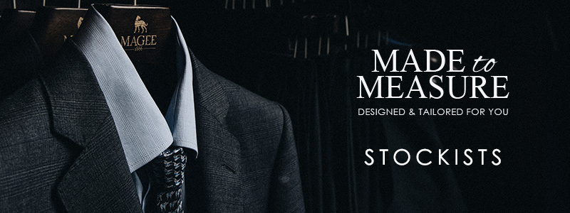 Magee 1866 Made to Measure Stockists