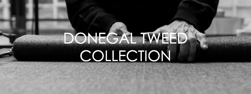 Men's AW17 Donegal Tweed Collection
