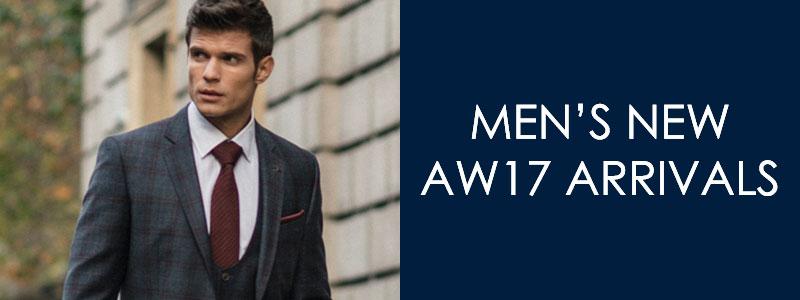 Menswear New Arrivals Spring Summer 2017