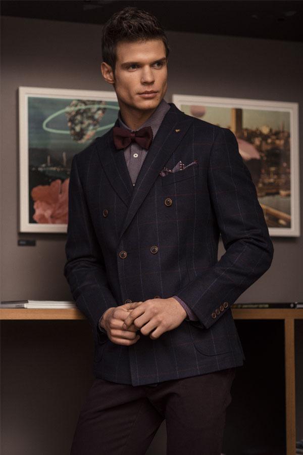 Donegal Tweed 3-Piece Fleck Suit