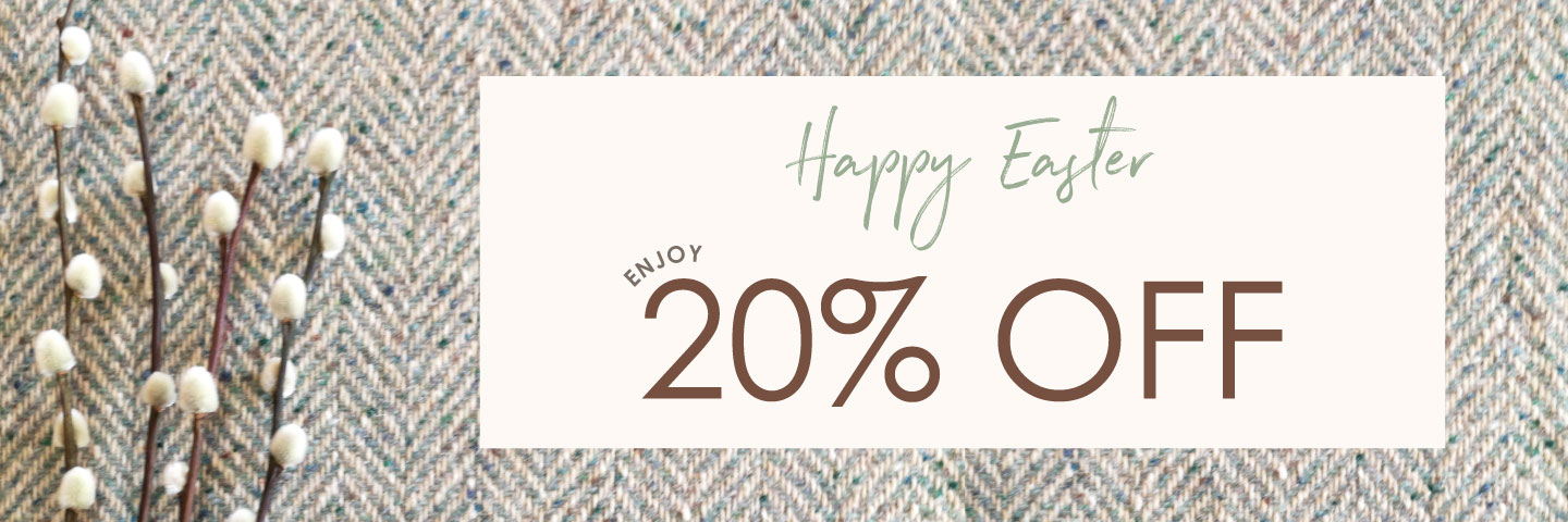 Magee 1866 Easter Sale - 20% Off Everything