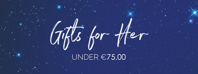 Christmas gifts for her under €75