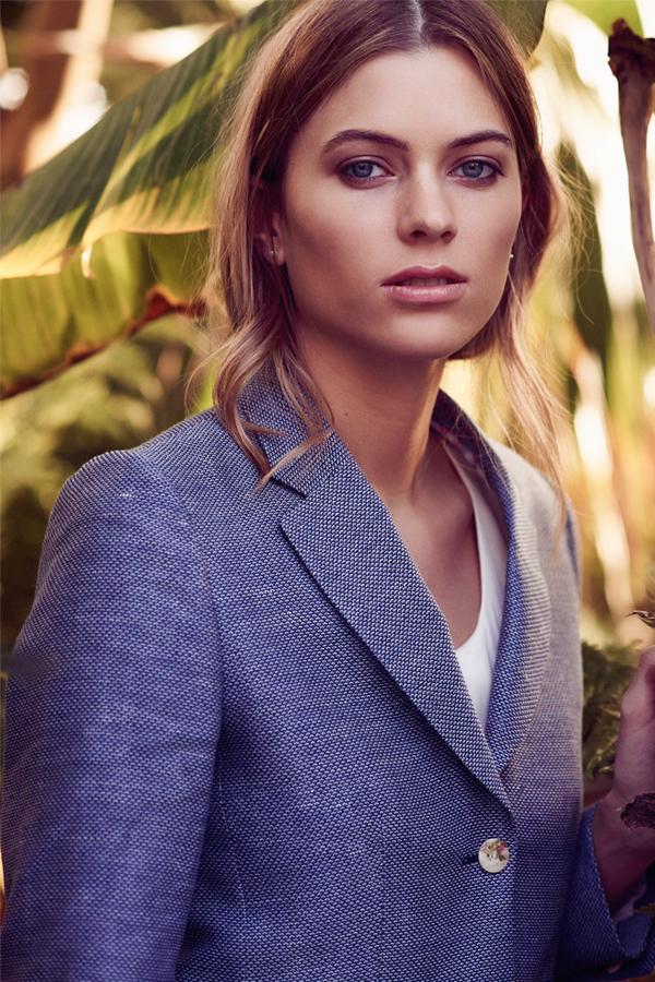 The Alicia nautical themed blazer