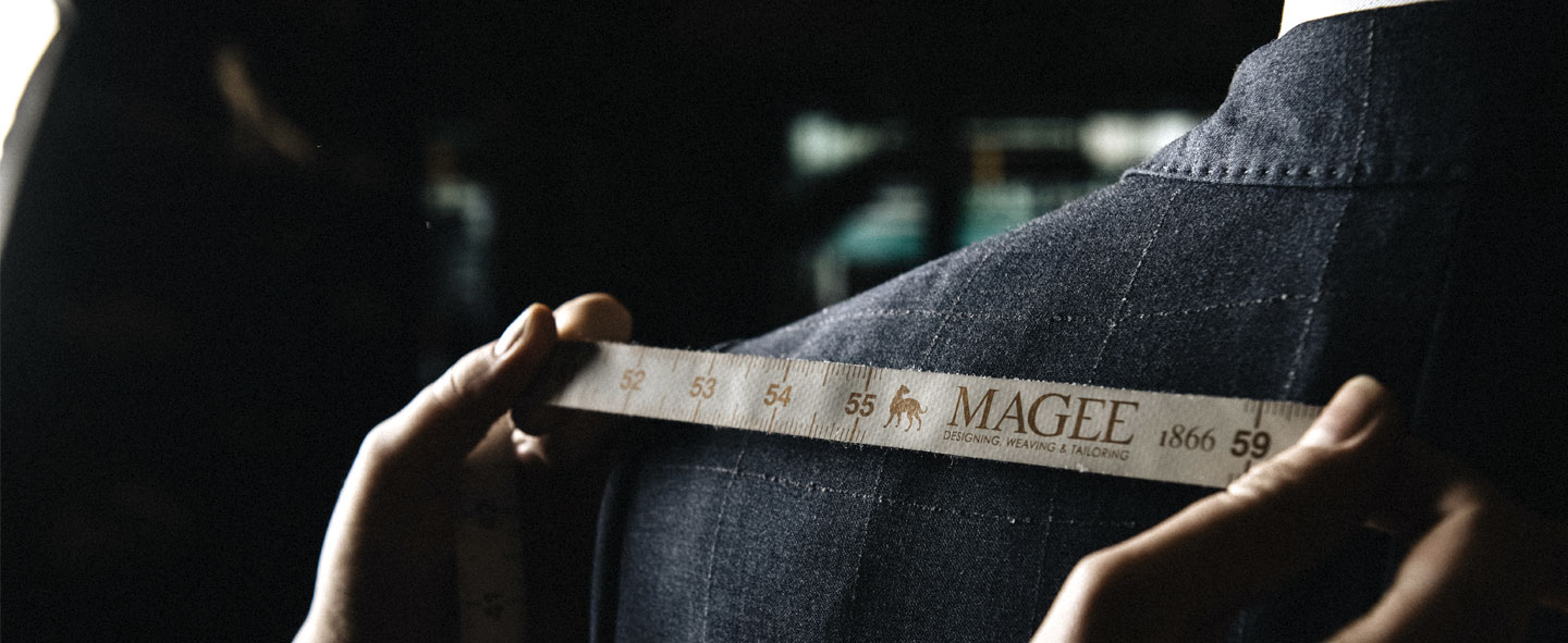 Magee 1866 Made to Measure