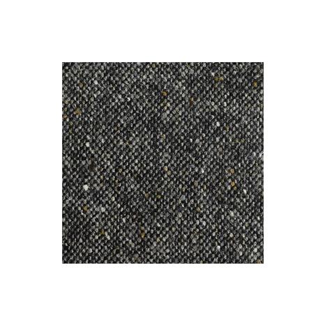 Black & White Flecked Salt & Pepper Donegal Tweed