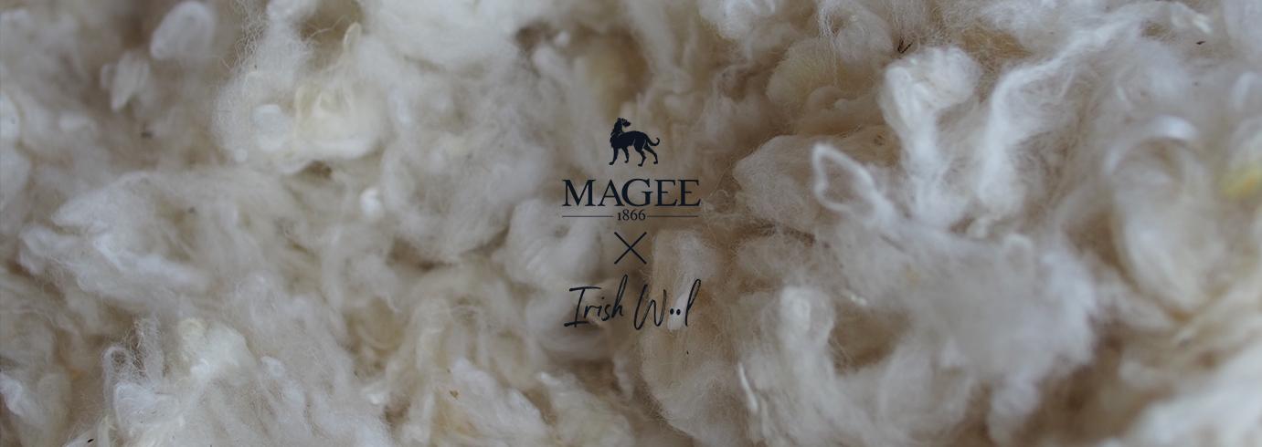 Magee 1866 X Irish Wool
