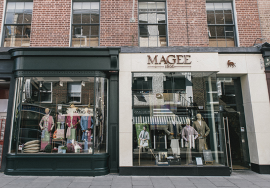 Magee of South Anne Street