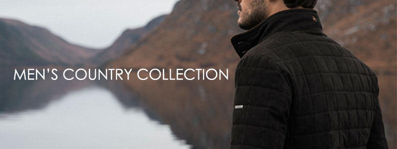 Men's AW18 Country Collection by Magee 1866