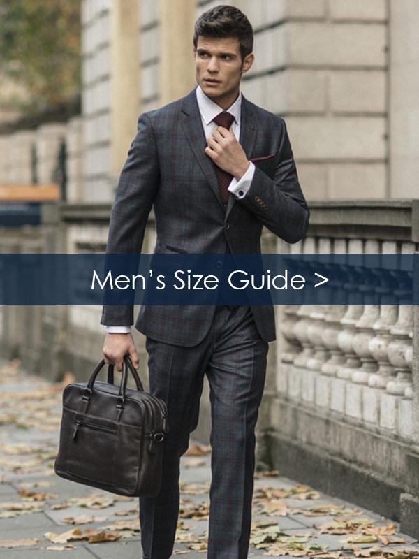 Men's Size Guide