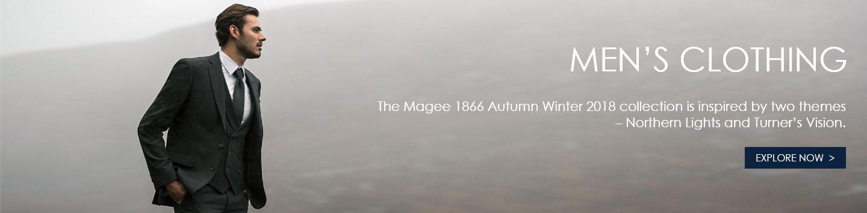 Men's Autumn Winter 18 Collection