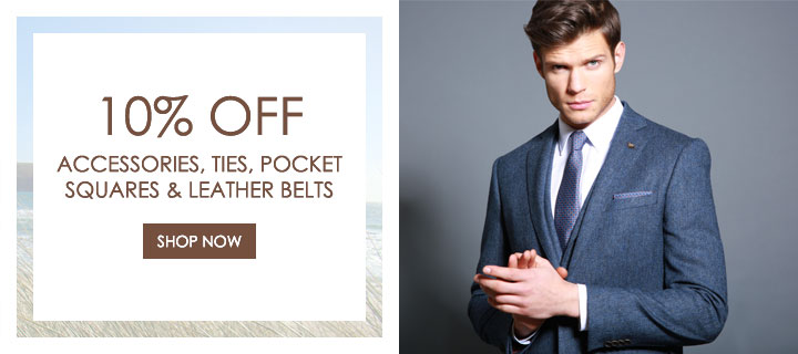 10% Off Selected Accessories