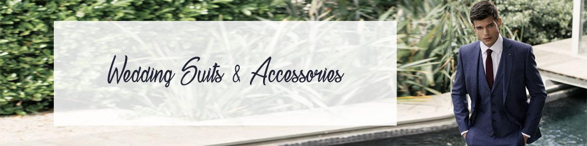 Wedding Suits & Accessories