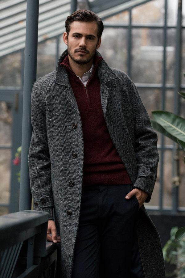 The Corrib Coat