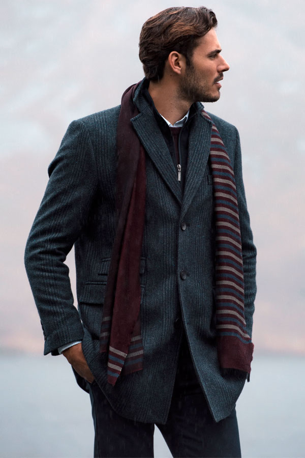 The Doonalt Tailored Fit Coat