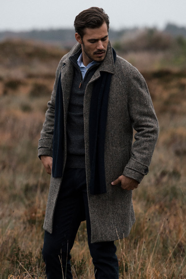 The Erne Coat