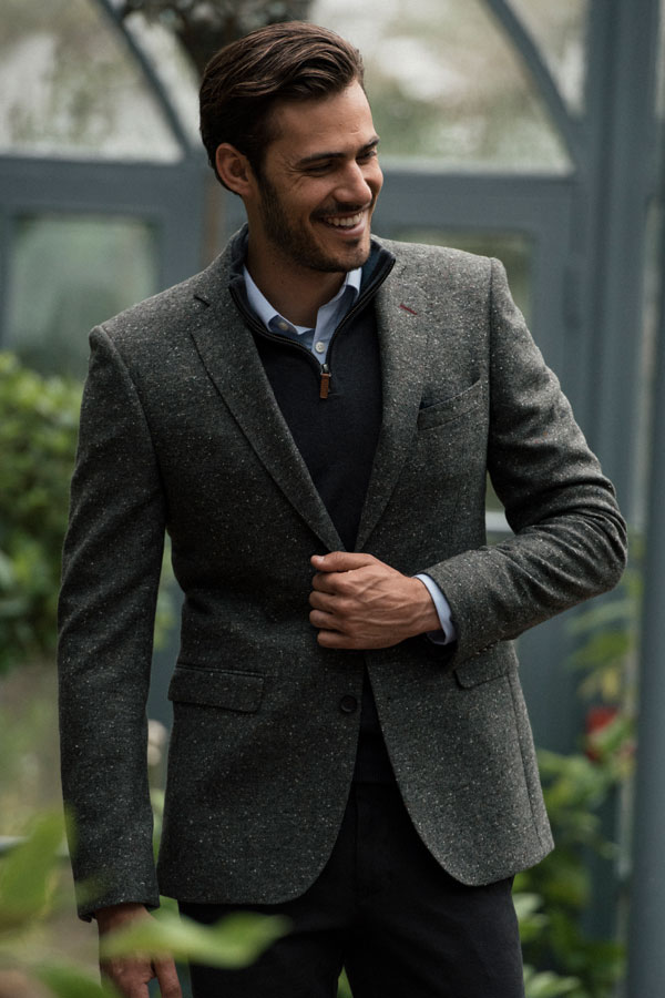 The Finn Tailored Fit Blazer
