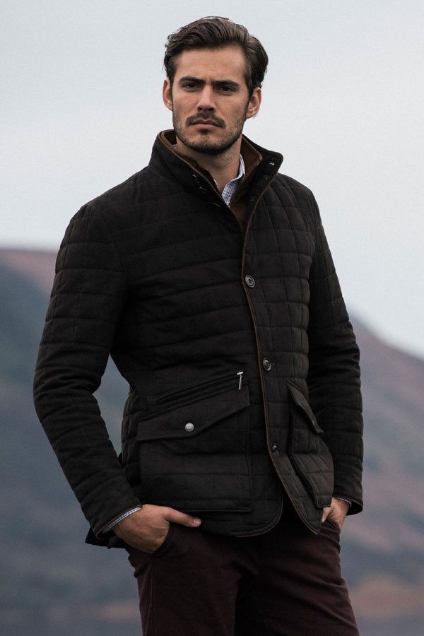The Glenveigh Jacket