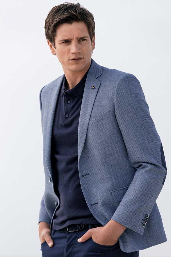 The Nice Classic Fit Blazer