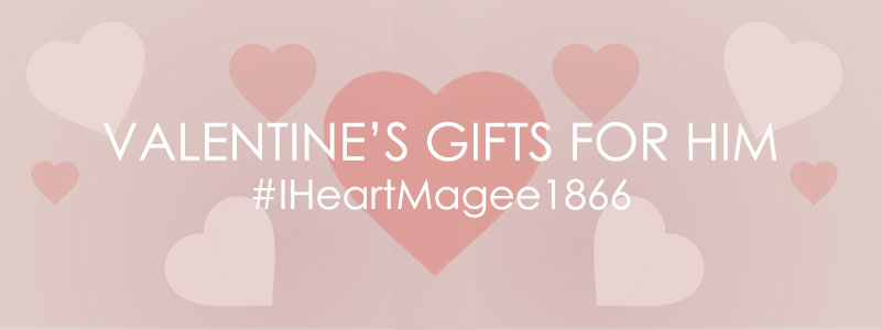 Valentines Day Gifts for Him #IHeartMagee1866