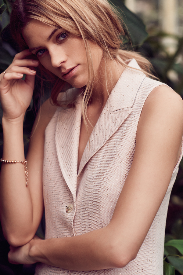 The Maghera Sleeveless Jacket