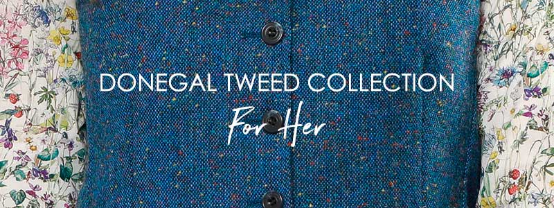 Women's Spring/Summer Donegal Tweed Collection