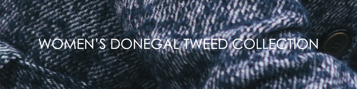 New Womenswear Donegal Tweed Collection AW16