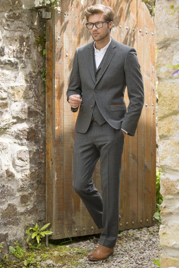 Magee 1866 Men's SS16 150th Tweed Suit