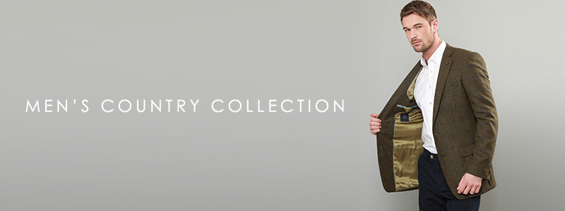 Men's SS19 Country Collection by Magee 1866