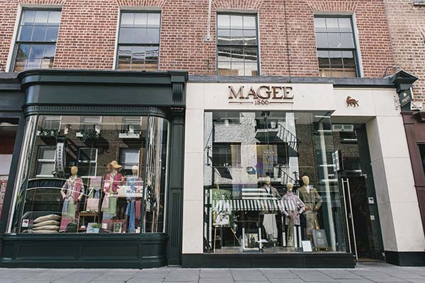 Magee of South Anne St Store Front