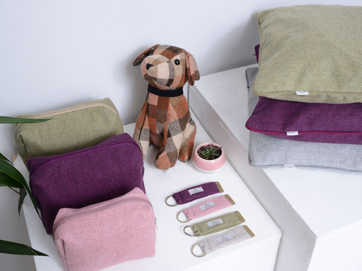 Home Interiors - Donegal Tweed