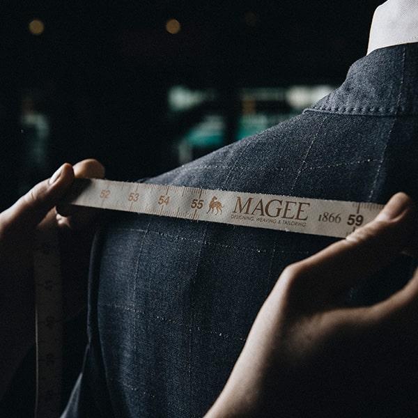 Magee 1866 Heritage Timeline