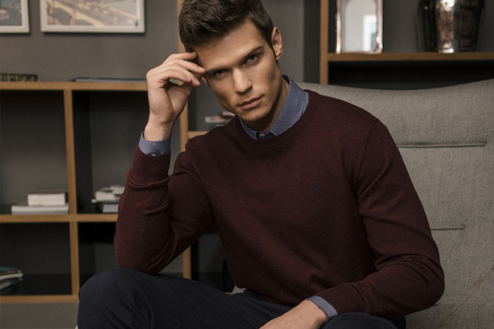 Men's Knitwear Collection