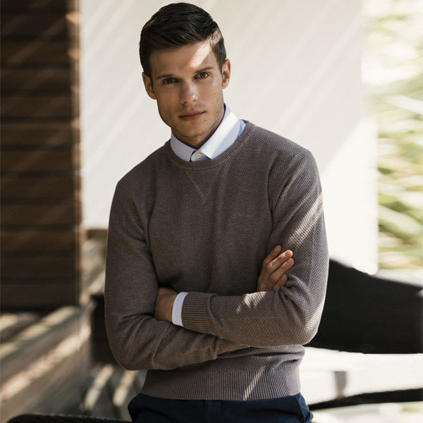 Men's Knitwear Sale 40% OFF