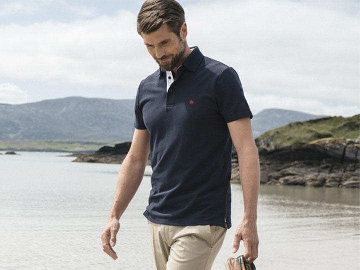 Men's New SS17 Polo Shirts
