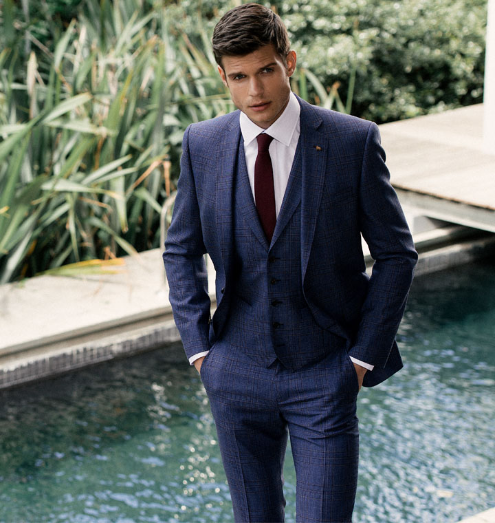 40% OFF Men's Suits