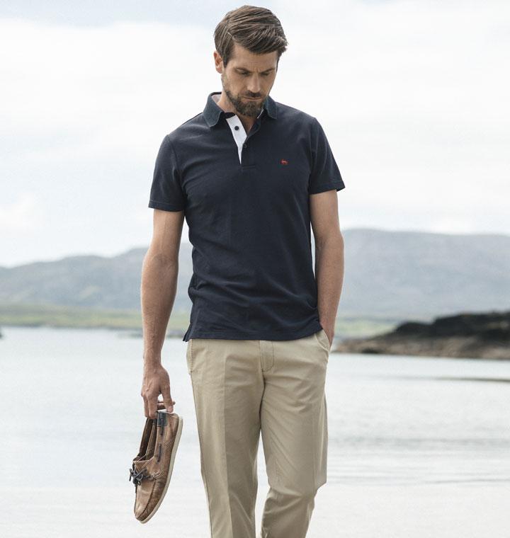 Men's Summer Polo Shirts