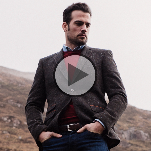 Magee 1866 Autumn Winter 16 Menswear Collection Video