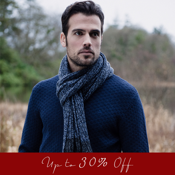 Men's Knitwear Sale - Up to 30% off