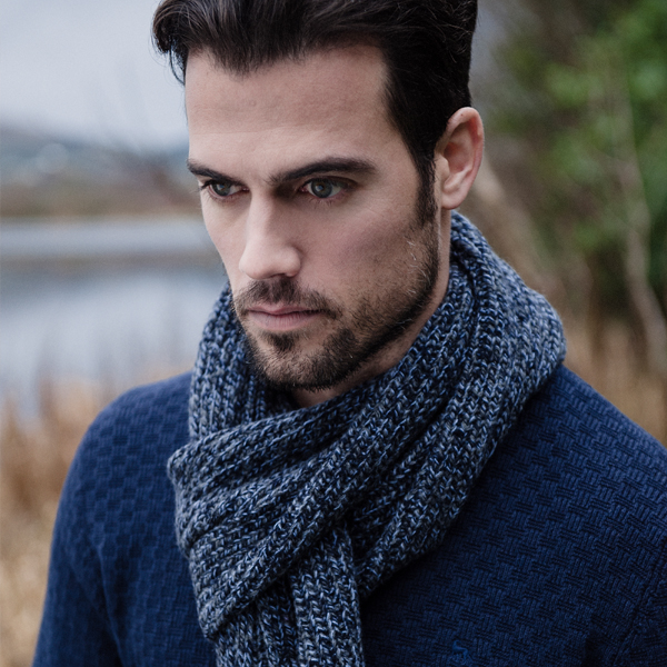Men's AW16 Scarves - Magee 1866