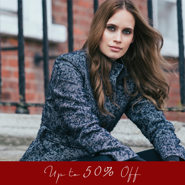 Women's Coats Sale - Up to 50% off