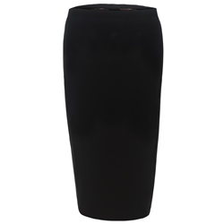 Magee 1866 Black Dana Pencil Skirt