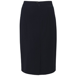 Magee 1866 Navy Dana Pencil Skirt
