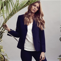 Magee Clothing Navy Alicia Suit Jacket