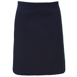 Magee Clothing Navy Anna A-Line Skirt