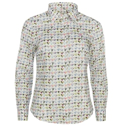 Magee 1866 Tracy Liberty Print Shirt