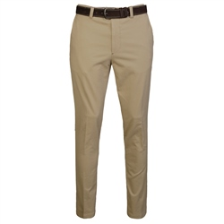 Magee Clothing Beige Dungloe Regular Fit Chino