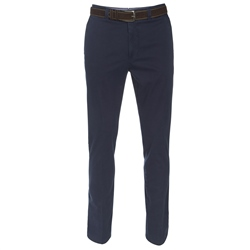 Magee Clothing Navy Dungloe Regular Fit Chino