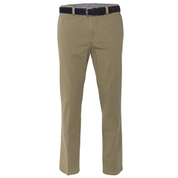 Magee 1866 Dungloe Beige Washed Trouser
