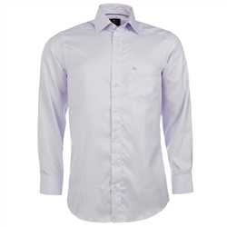 Magee Clothing Classic Lilac Regular Fit Shirt