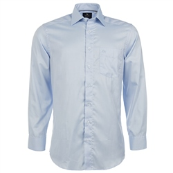 Magee 1866 Classic Blue Regular Fit Shirt